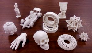 3D samples